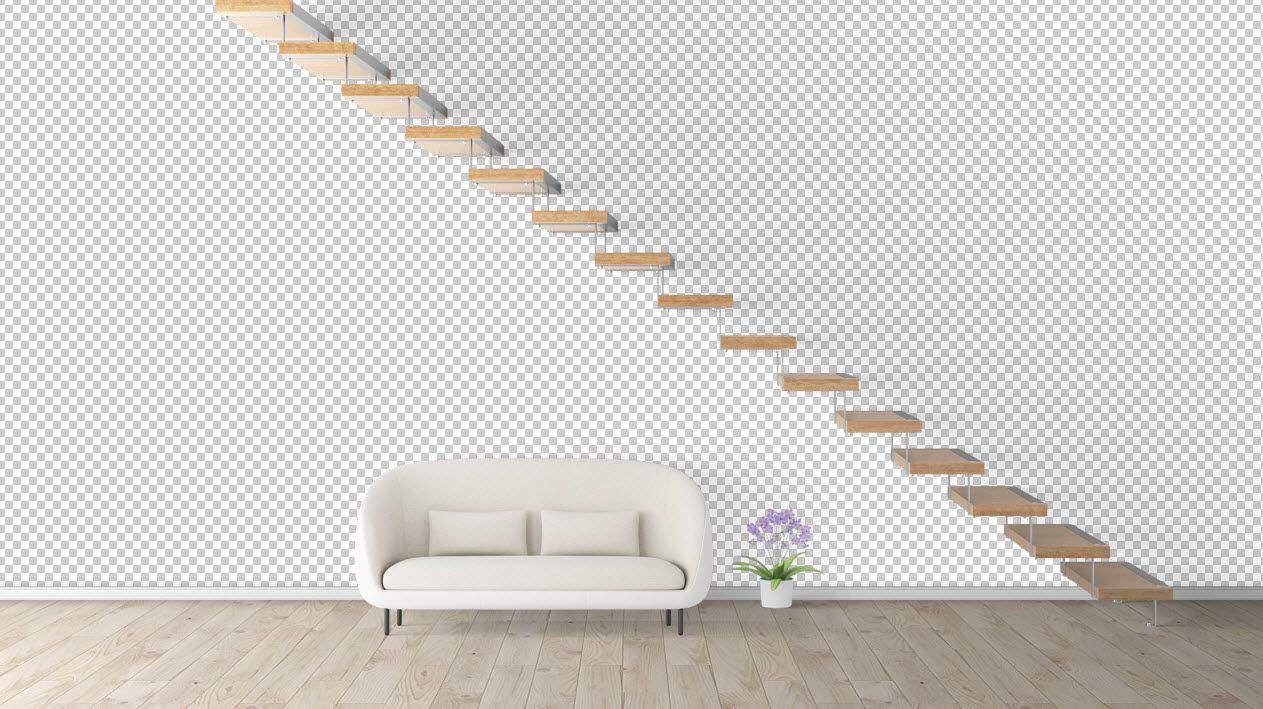10 Mockup Bức Tường