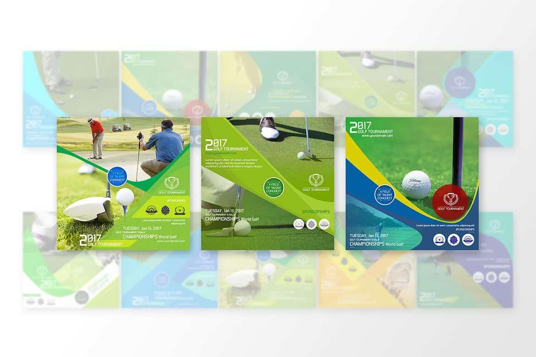 20 Facebook Banner Golf