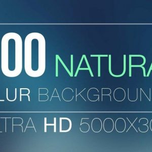 300 Blur Backgrounds 825x510