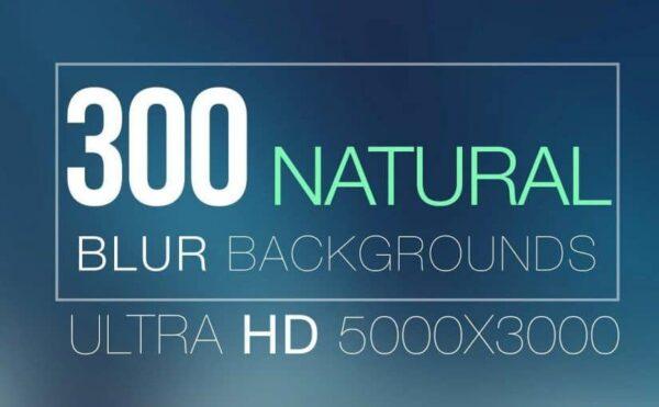 300 Blur Backgrounds 825x510