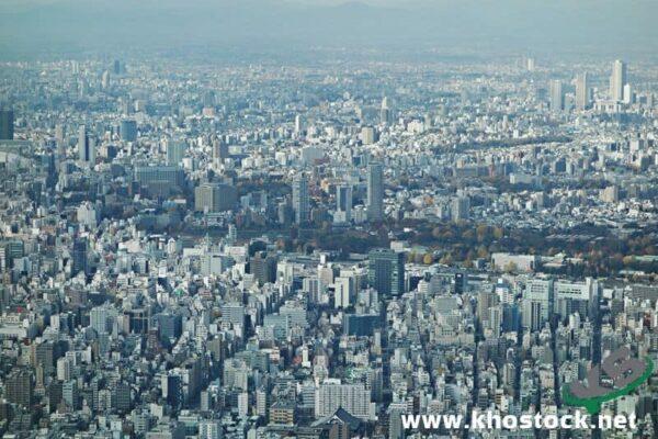 38 Stock Thành Phố Tokyo