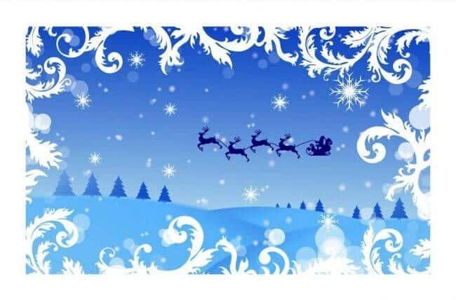 8 Mẫu thiệp mừng Giáng sinh tuyệt đẹp cho bạn