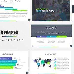 Armeni Powerpoint Templates