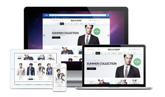 Bella - eCommerce HTML