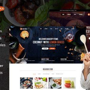 Bistro - Food & Restaurant