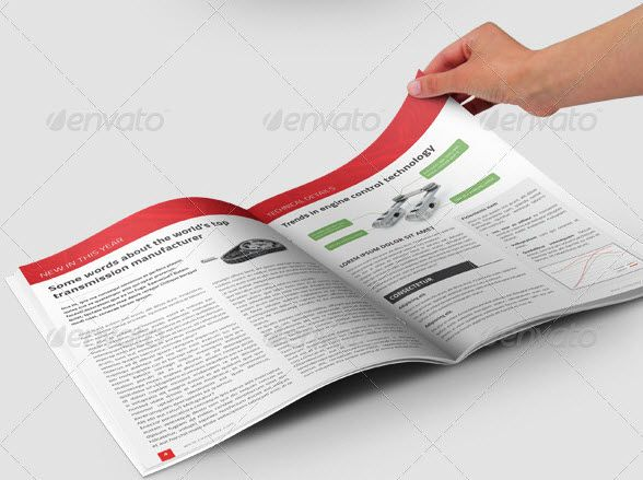 Brochure Product PSD