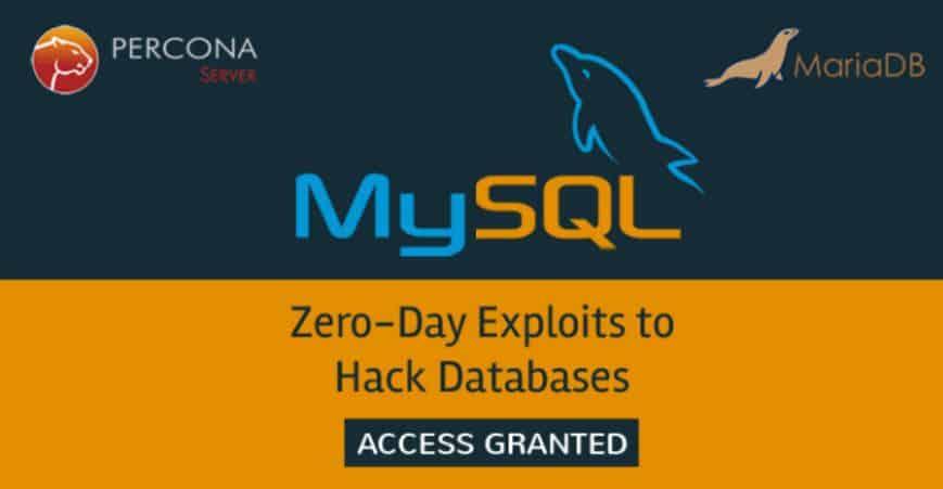 Cách khắc phục lỗ hổng Zero day trong MySQL