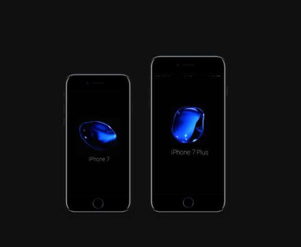 Mockup iPhone 7 PSD