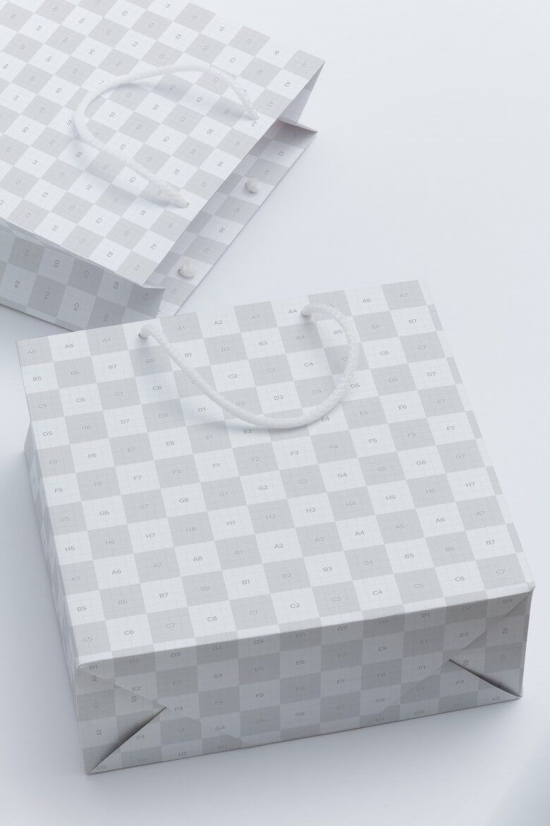 Mockup Shopping Bag