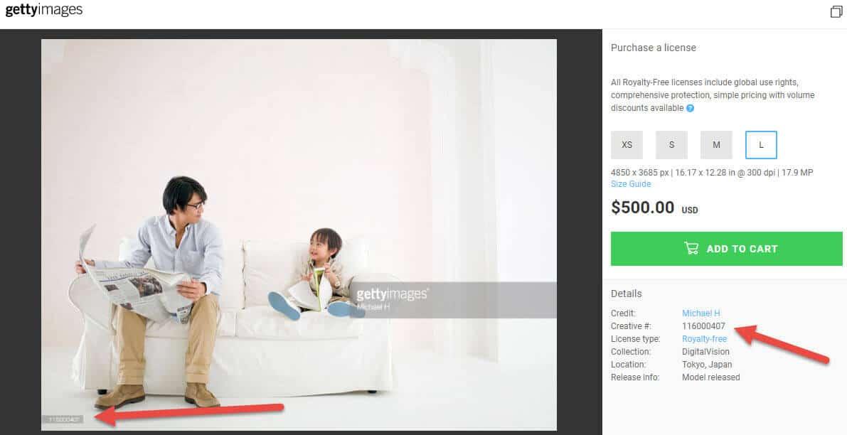 Mua ảnh Stock Gettyimages giá rẻ