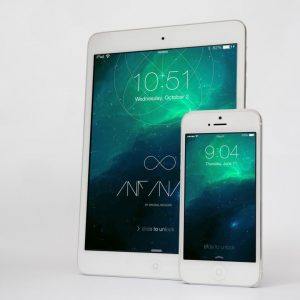 PSD Mockup iPhone & iPad