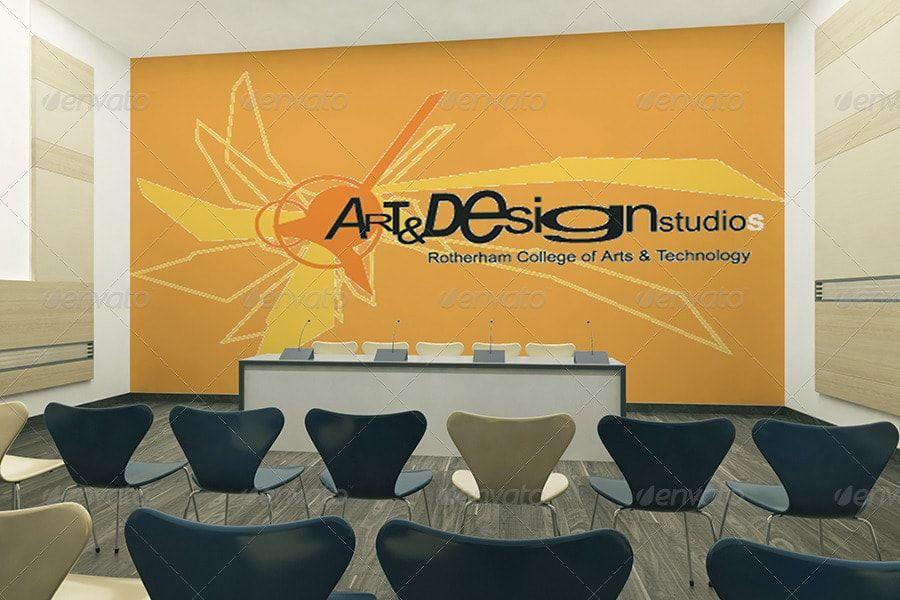 PSD Studio Mockup