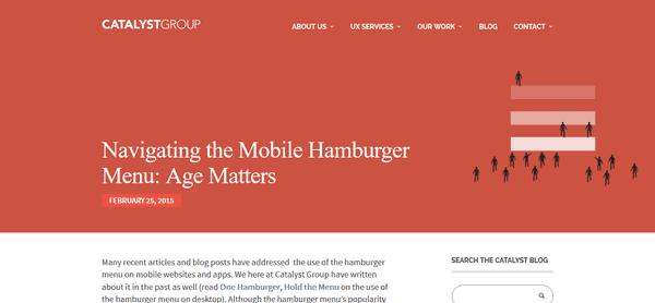 Thiết kế website phong cách tối giản là gì ?