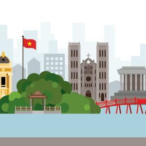 Vector Ha Noi
