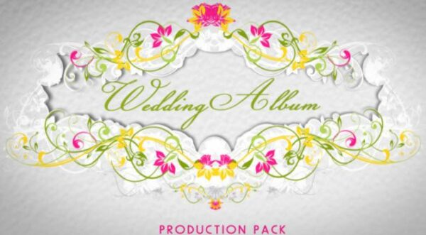Wedding Album After Effects