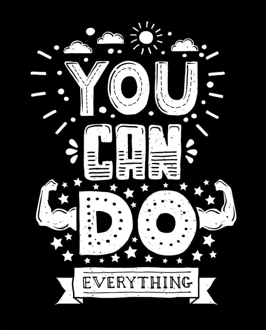 You Can Do Everything 1