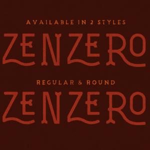 Zenzero - Font Thời Trang