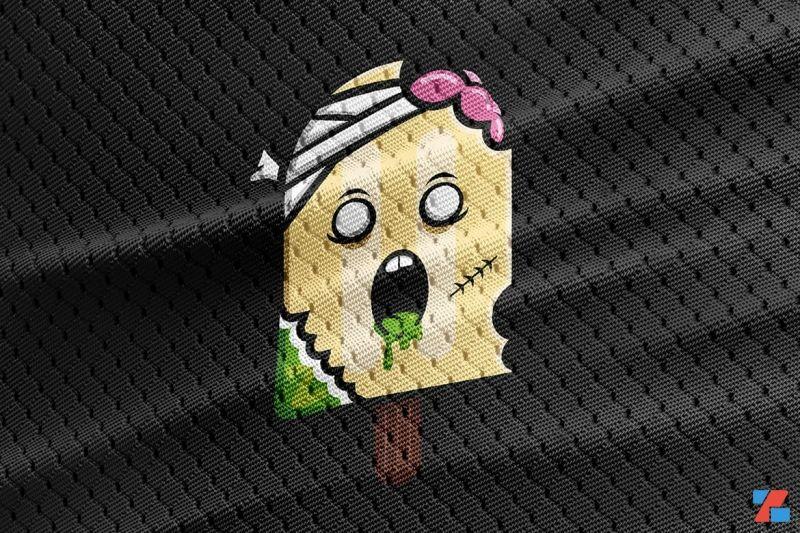Zombie Logo Kem