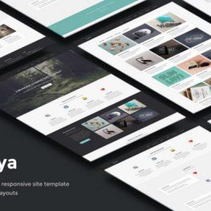 Zonya HTML5 Template