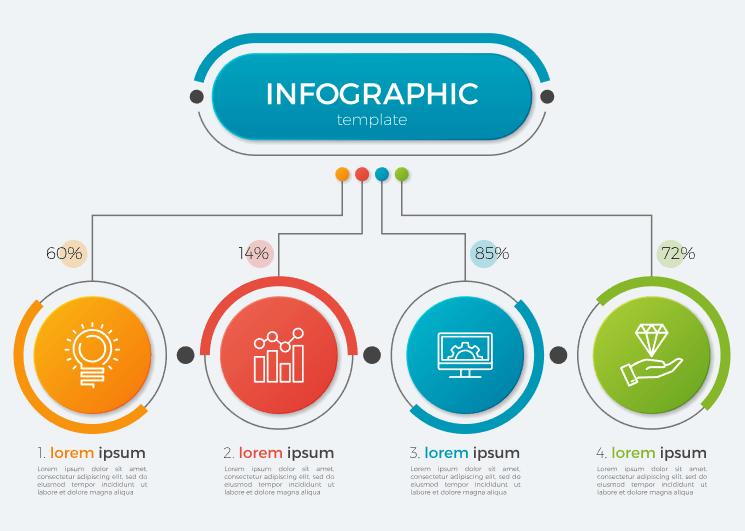 Infographic Thong Tin Kinh Doanh