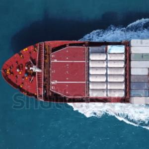 Tau Container Tren Bien