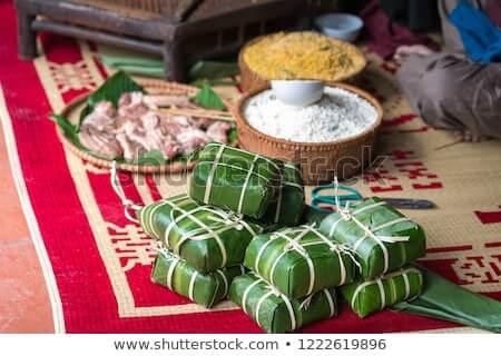 1400 hình ảnh bánh Chưng chất lượng cao trong tết cổ truyền của Việt Nam