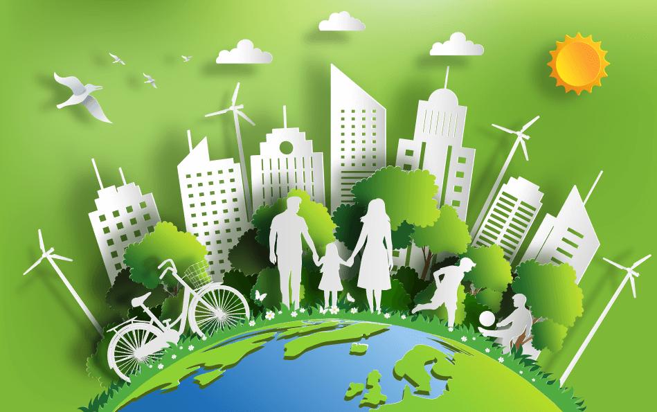 3 Vector môi trường xanh