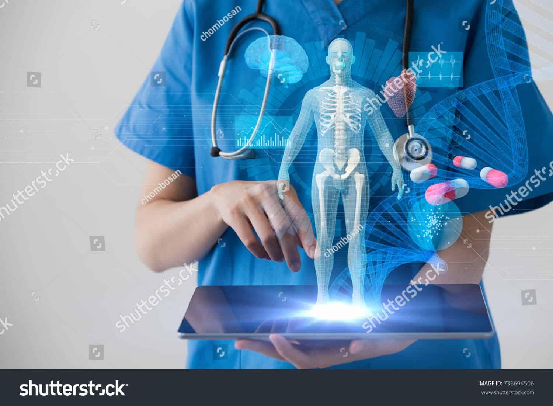 5 triệu 700 ngàn hình ảnh y khoa chất lượng cao giá rẻ trên Shutterstock