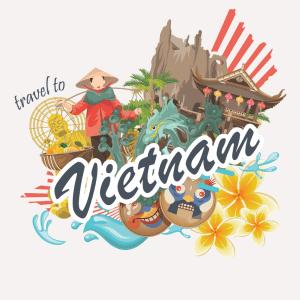 Vector Việt Nam du lịch miễn phí tuyệt đẹp