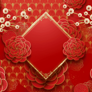 Vector Background Tết
