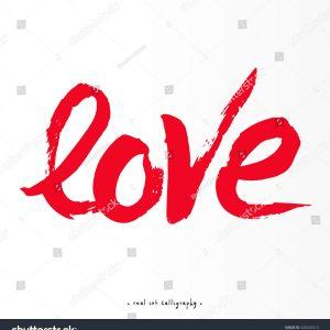270 ngàn hình ảnh font chữ love chất lượng cao dành cho in ấn