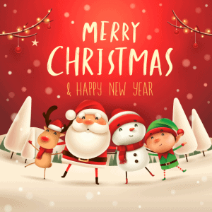 4 Vector Giáng Sinh An Lành tuyệt đẹp