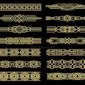 14 Patterns trang trí tuyệt đẹp - KS520