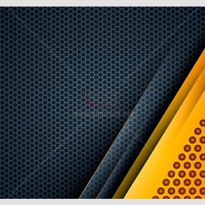 Background màu vàng trừu tượng - KS639