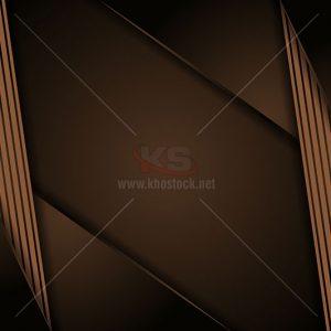 Background Vector màu nâu trừu tượng - KS635