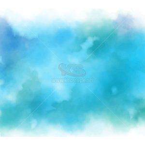 Background xanh màu nước tuyệt đẹp – KS533