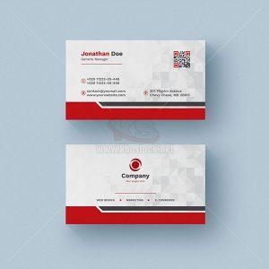 Business Card hiện đại tuyệt đẹp - KS539