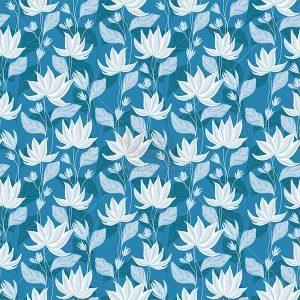 Patterns hoa loa kèn tuyệt đẹp - KS523