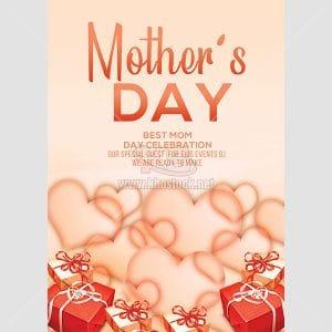 PSD Poster ngày của mẹ - KS640