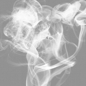 20 PNG hiệu ứng khói chất lượng cao - KS688