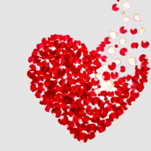 20 PNG trái tim chất lượng cao tuyệt đẹp - KS687