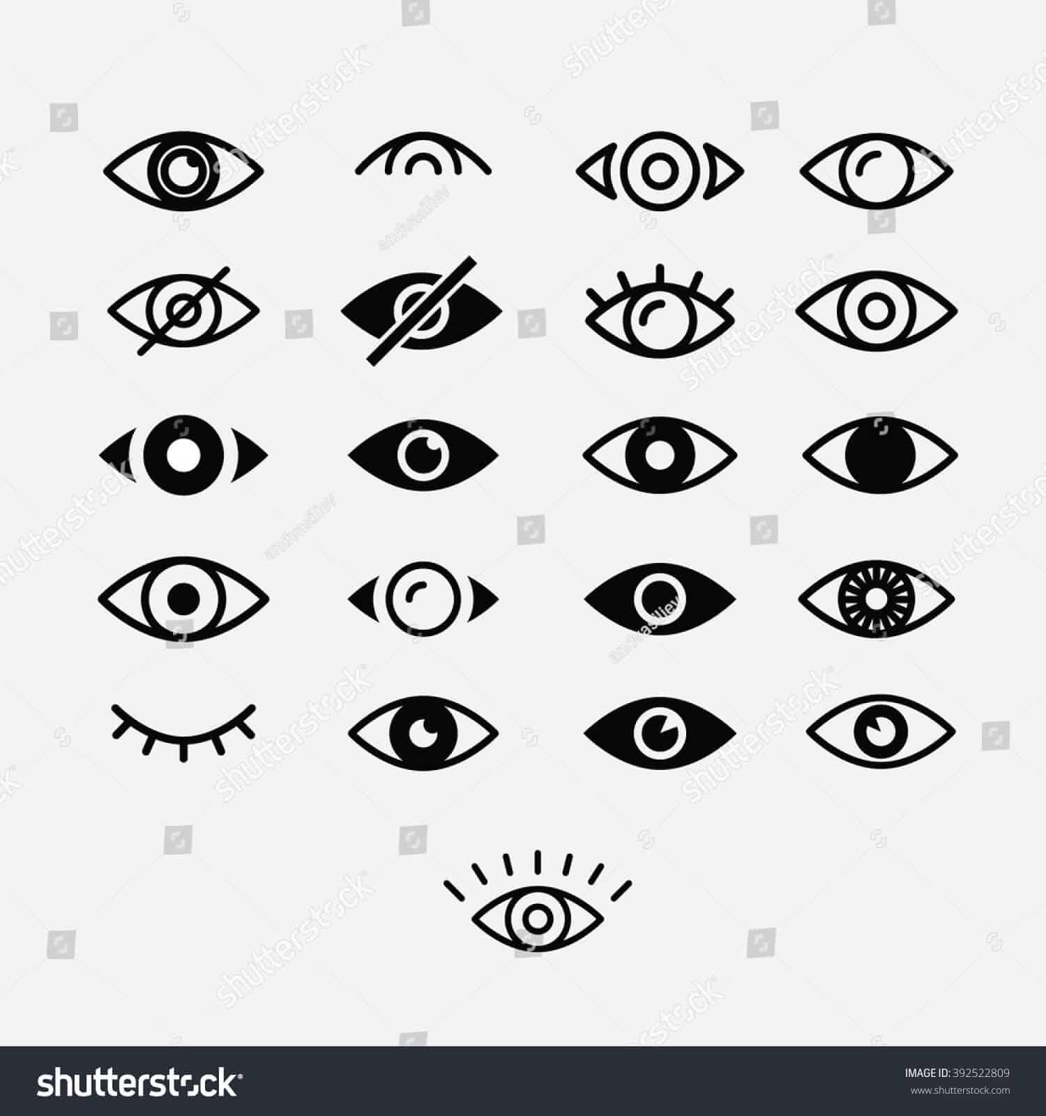 8 triệu hình ảnh đôi mắt chất lượng cao trên Shutterstock