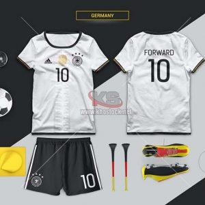 Quần áo thể thao Mock-Up PSD - KS723