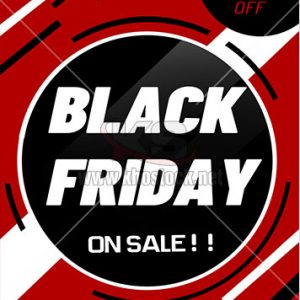 5 PSD Banner Black Friday - KS755