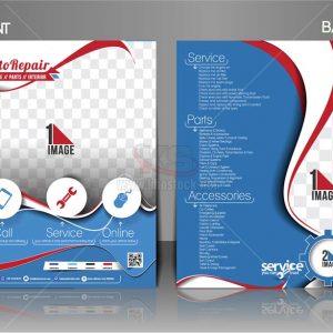 Vector Poster công nghệ chuyên nghiệp - KS906