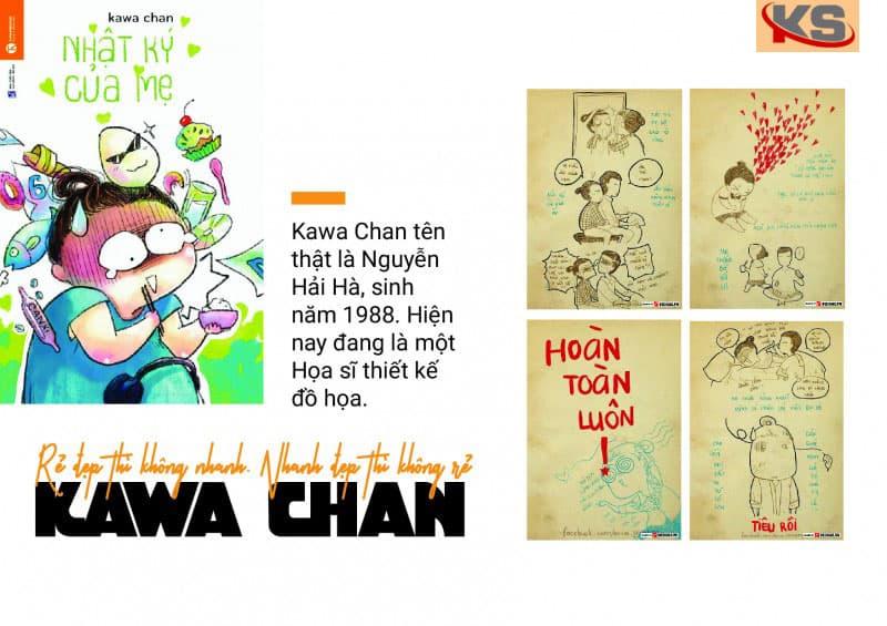 Kawa Chan - Nguyễn Hải Hà