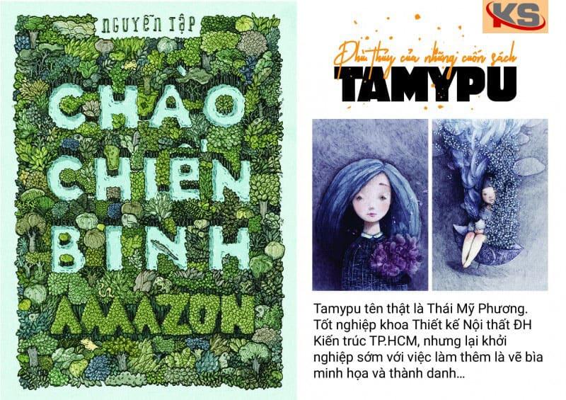 Tamypu - Thái Mỹ Phương