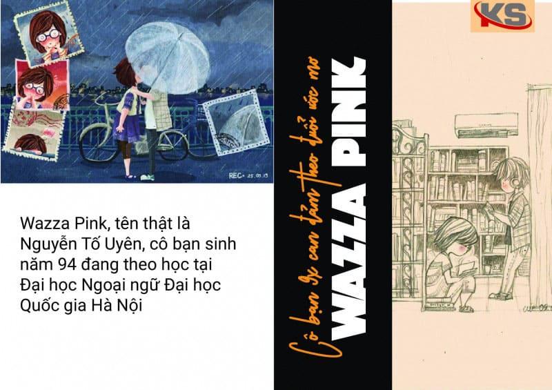 Wazza Pink - Nguyễn Tố Uyên