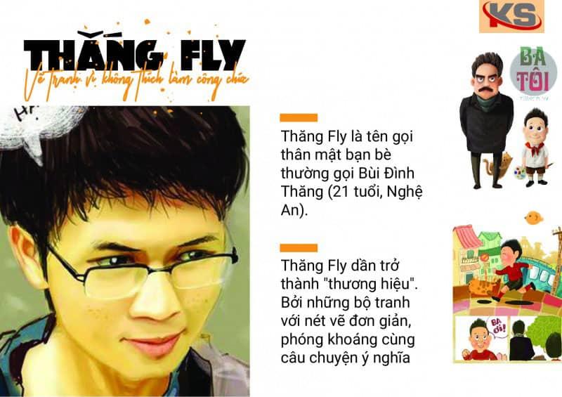 Thắng Fly - Bùi Đình Thăng