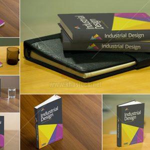 PSD Mockup Sách thực tế tuyệt đẹp - KS967